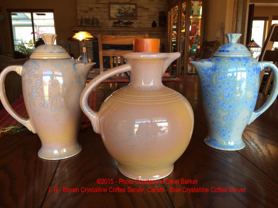 Fiesta Vases Candleholders